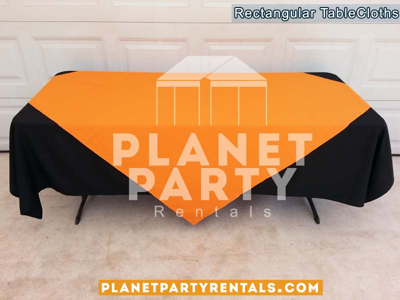 Perfect 08 Black Table Cloth Linen Rentals Van Nuys