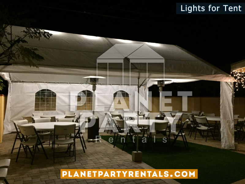 Lights for Party Tents