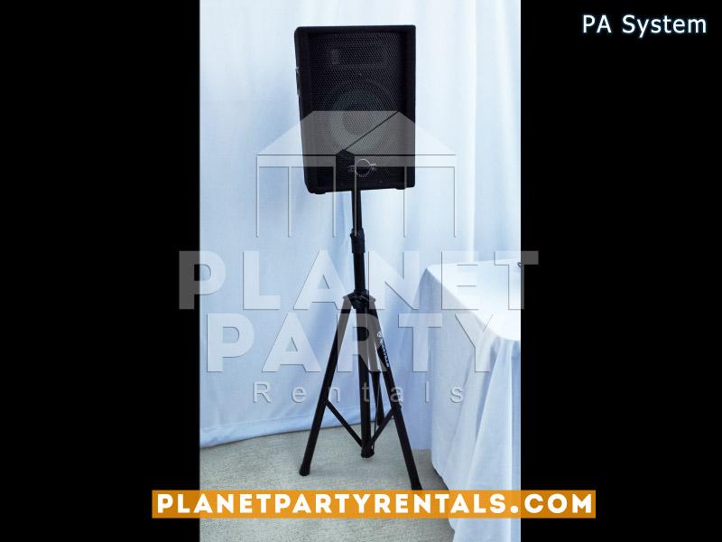 Phonic PA Speaker | PA System | Speaker System | karaoke machine