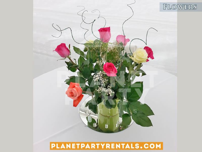 Flower Bouquet With Decorations San Fernando Valley Flower