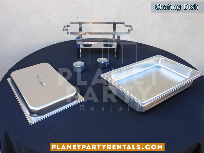 Food Warmer / Chafing Dish | Party Rental Equipment