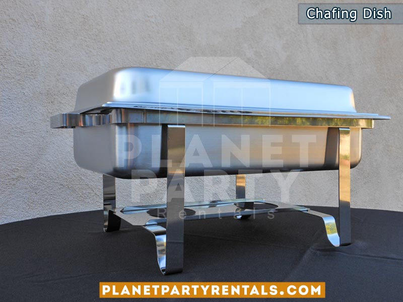 Food Warmer Rentals ~ Chafer dish rental