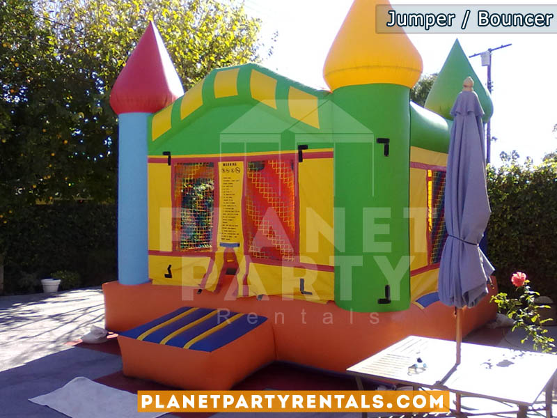 Jumper / Bouncer rentals | San Fernando Valley