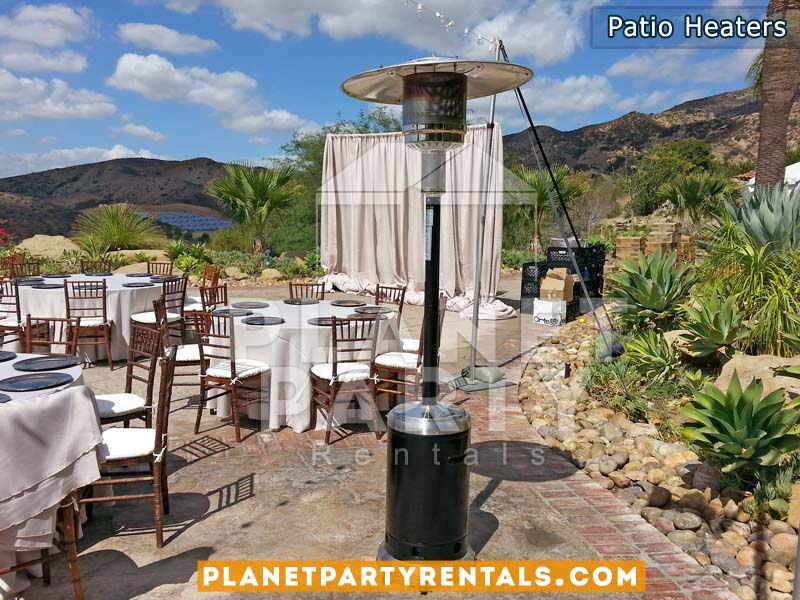 Outdoor Patio Heaters | Patio Gas Heaters