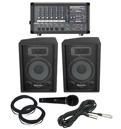 PA System | Sound System | Karaoke machine rental