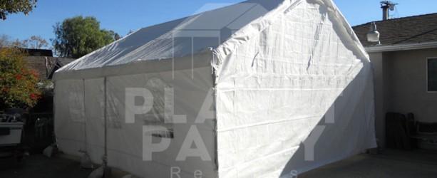 20ft x 20ft Tent Rental