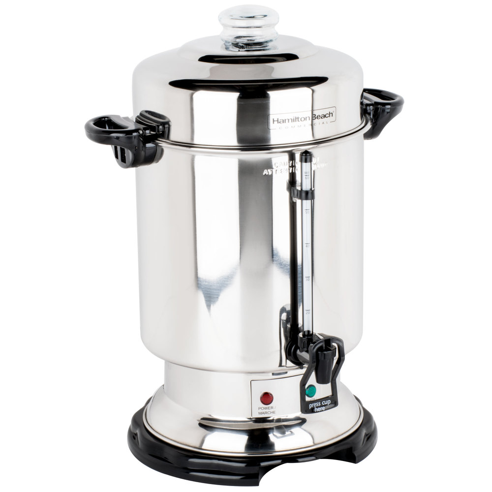 Coffee Maker - 60 Cup Capacity