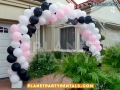 13-balloon-arch-decorations-columns-vannuys-reseda-panoramacity-san-fernando-valley