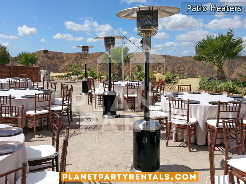 Outdoor Patio Heaters - Outdoor-patio-heater-rentals